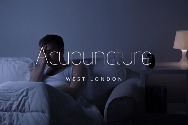 Acupuncture for Insomnia and Sleep Disturbances