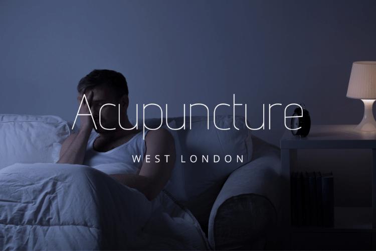 Acupuncture for Insomnia and Sleep Disturbances